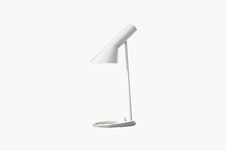 Arne Jacobsen Table Lamp White