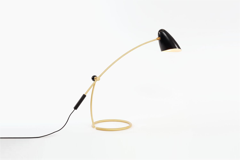 David Weeks Studio Adjustable Arc Lamp