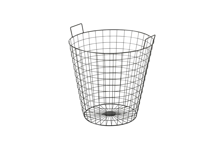 IKEA Datanord Wire Basket Black