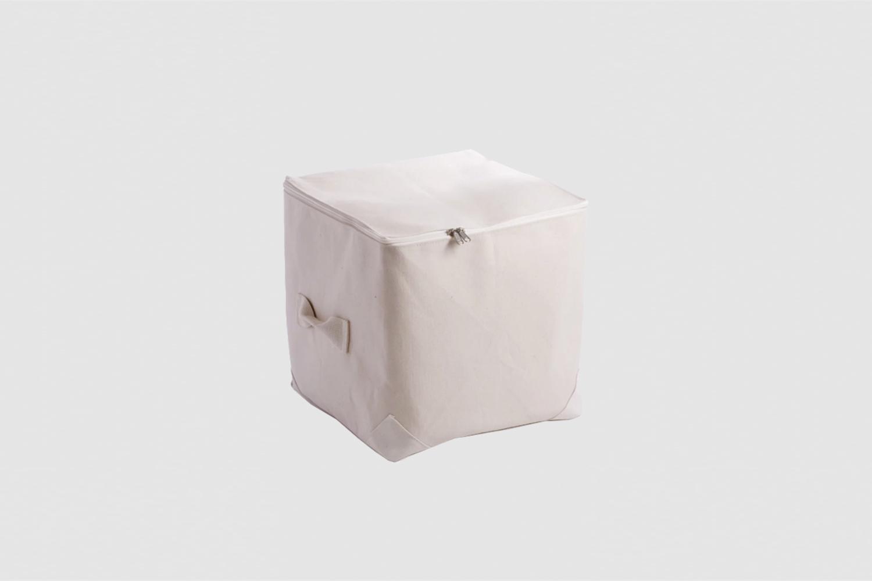 Laundress Canvas Storage Cube