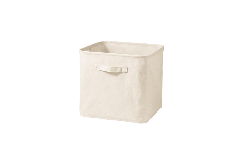 Muji Poly Cotton Linen Soft Box