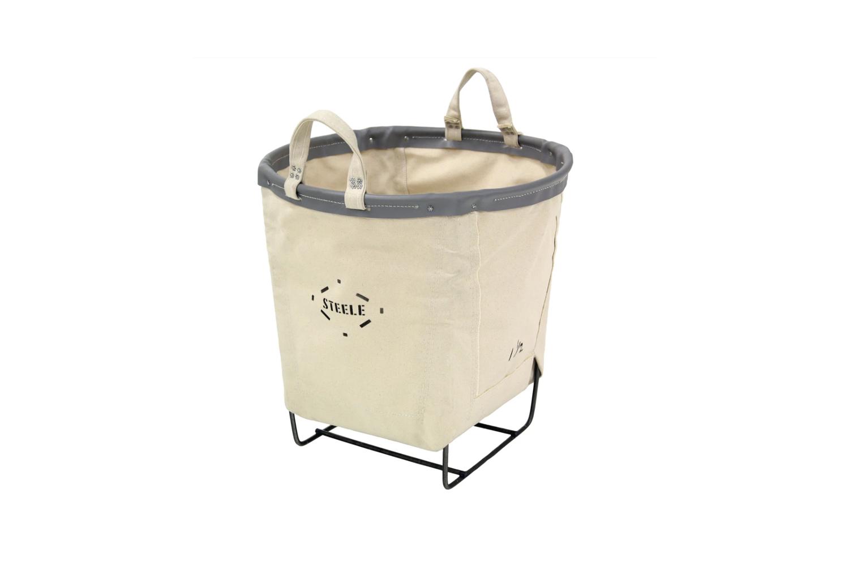 Steele Canvas Round Carry Basket