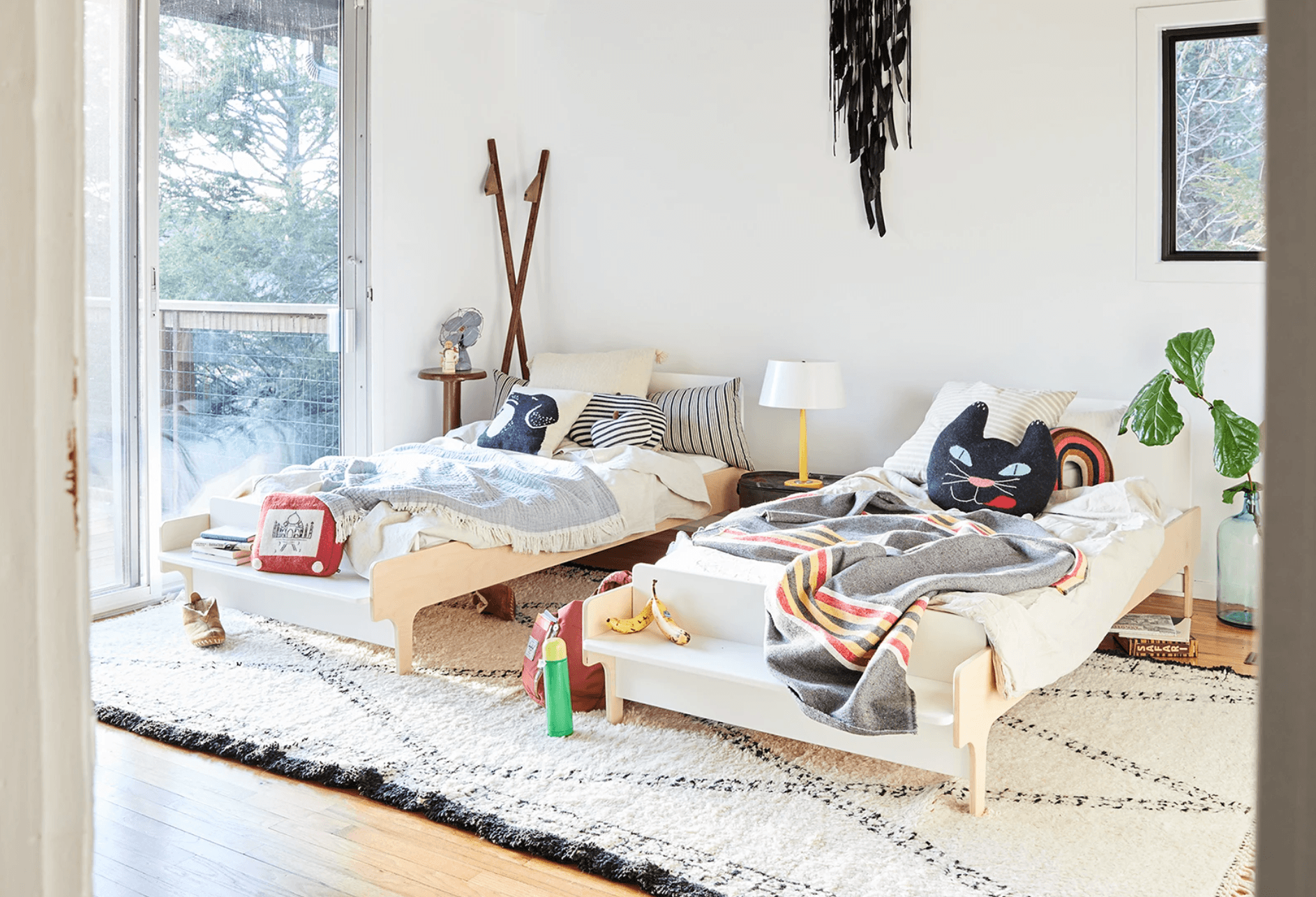 10 Easy Pieces Kids Modern Beds Remodelista