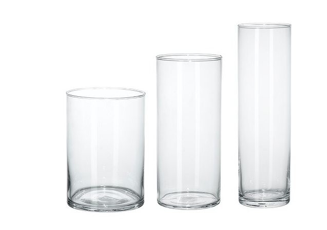 10 Easy Pieces Simple Glass Vases Under 30 Gardenista