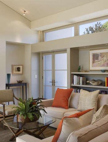 12a livingroom with lightshelf