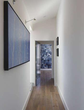 4b modern farmhouse hallway