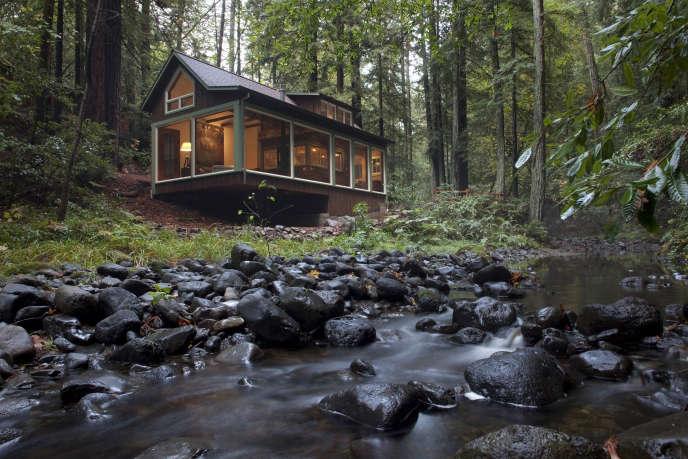 7 rustic rural cabin exterior