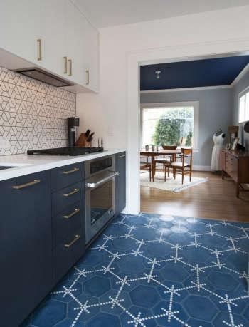 bright designlab blue kitchen 1