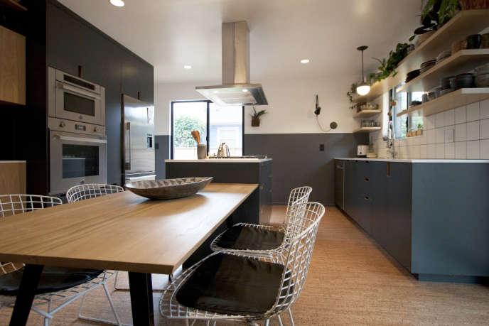 bright designlab bohemian modern kitchen