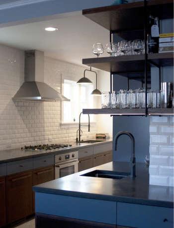 bright designlab wood and blue kitchen 2
