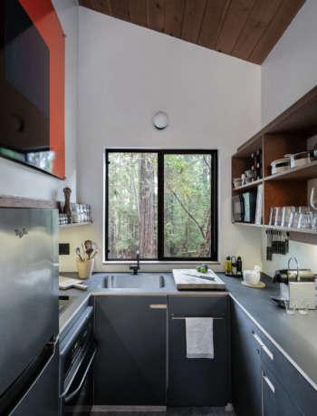 kitchen of the esherick mini mod 19