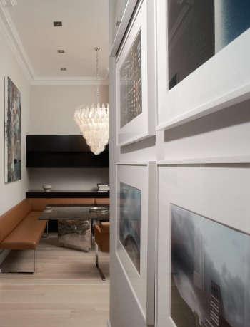 magdalena keck interior design park avenue apartment entry