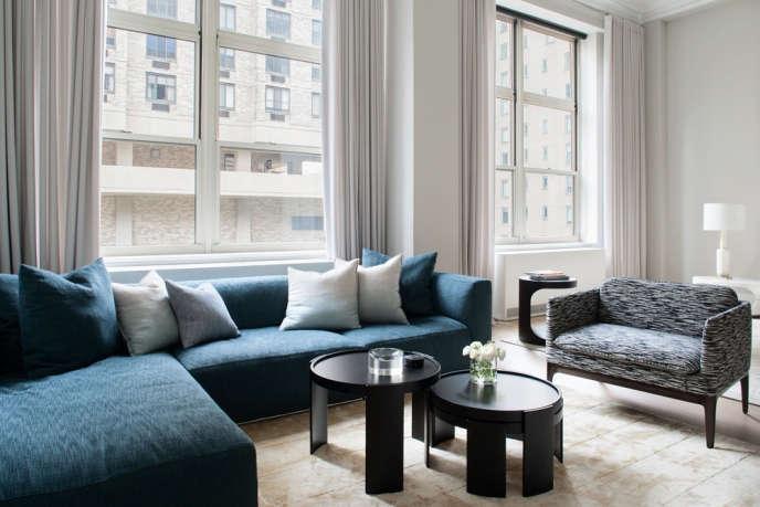 magdalena keck interior design park avenue apartment living room 1