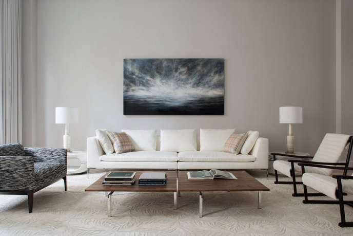 magdalena keck interior design park avenue apartment living room