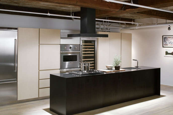 magdalena keck interior design tribeca loft kitchen