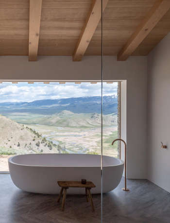jackson hole house. photography by peter cook 65