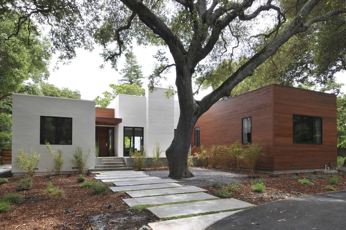 menlo oaks front exterior