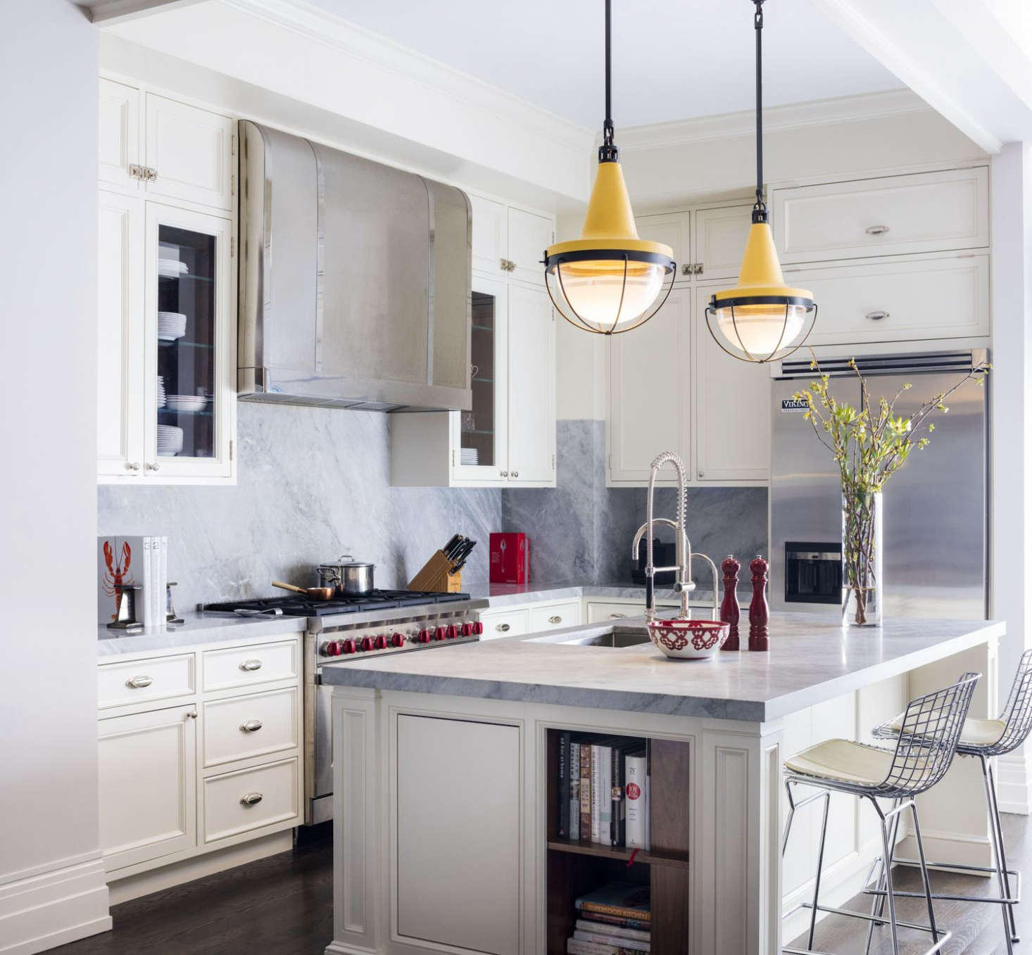 Tribeca Loft Kitchen &#8