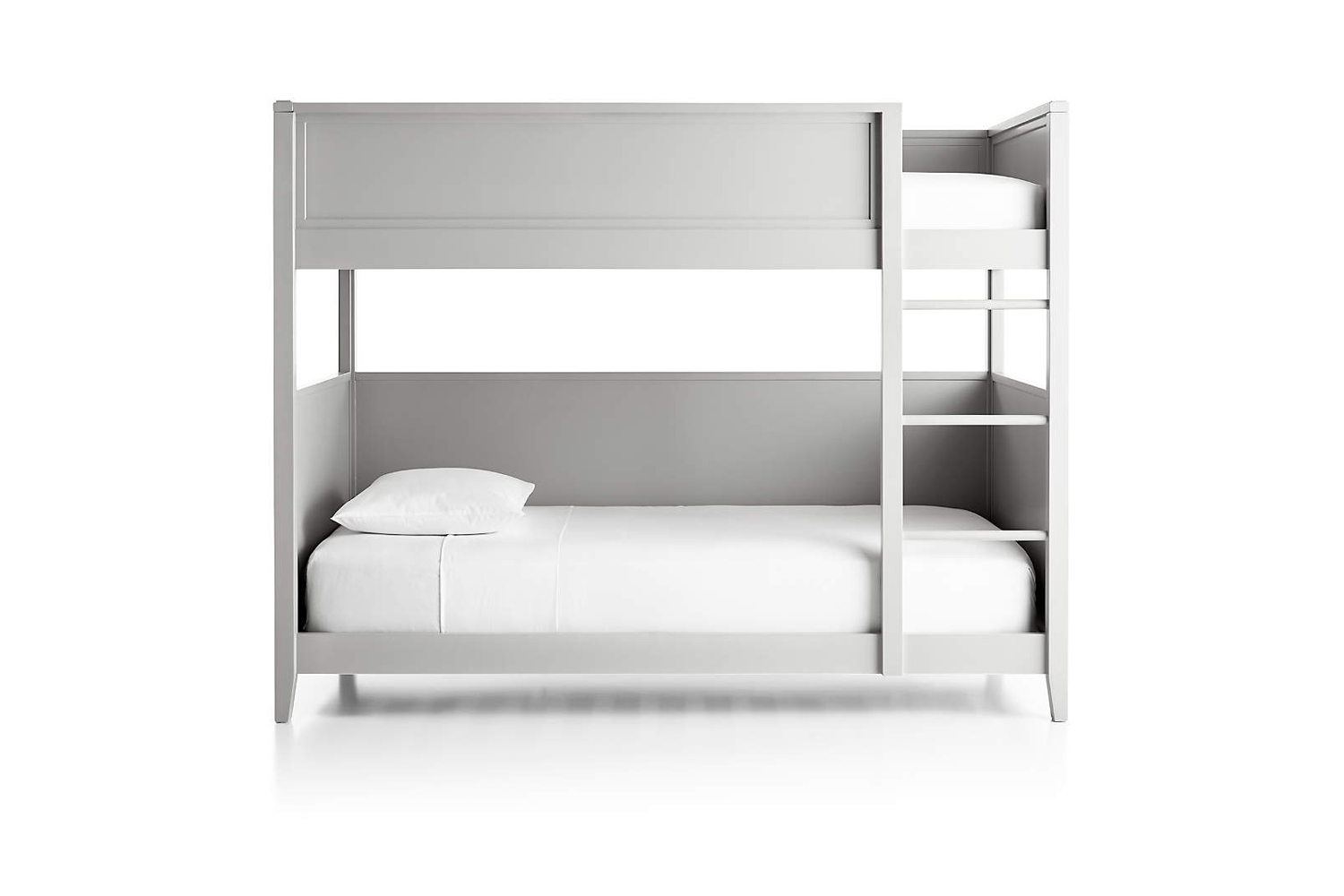 Crate & Barrel Small Space Twin Bunk Bed