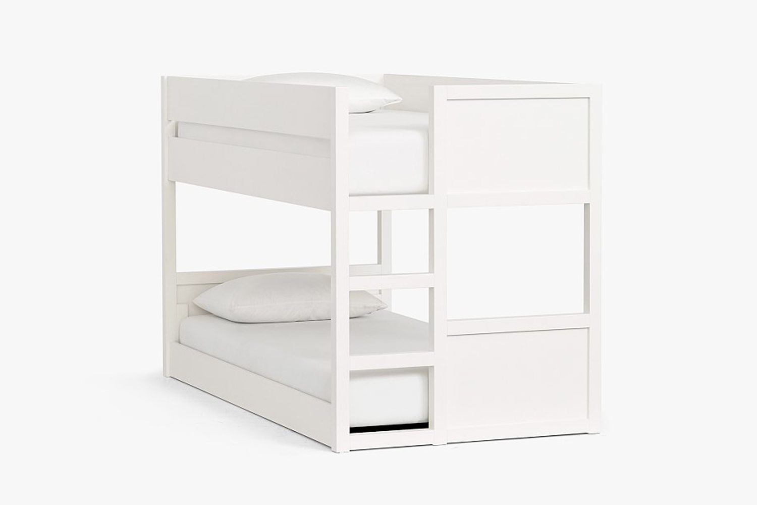 Pottery Barn Camden Twin Over Twin Low Bunk Bed