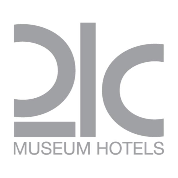 21c museum hotels logo 9