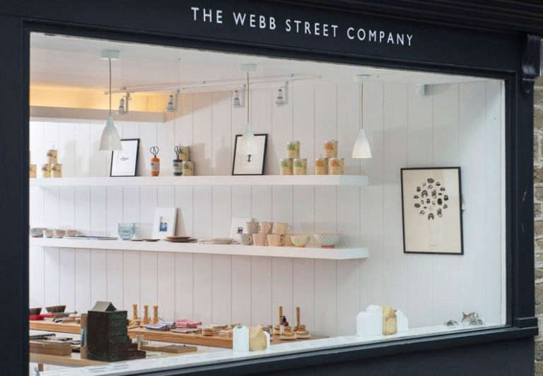 the webb street company exterior
