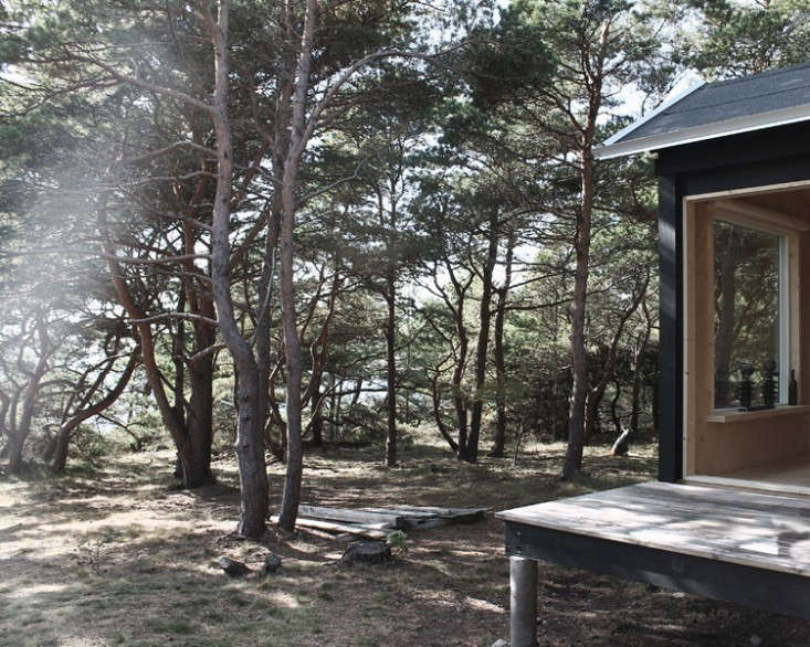 Outbuilding of the week an island cabin sauna included for Enlighten sauna