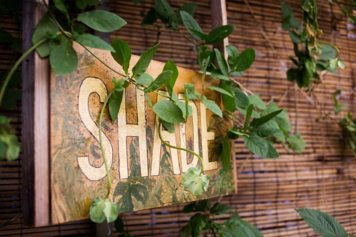 flowerland nursery shade plants sign-