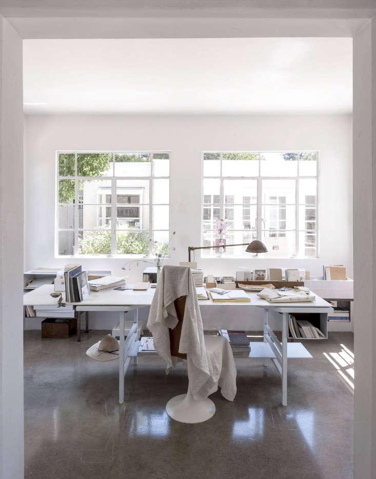 about: interior michaela scherrer&#8\2\17;s home office features oversized  10