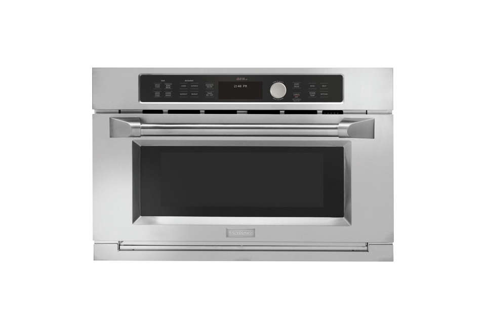 GE Monogram Oven with Speedcook Technology