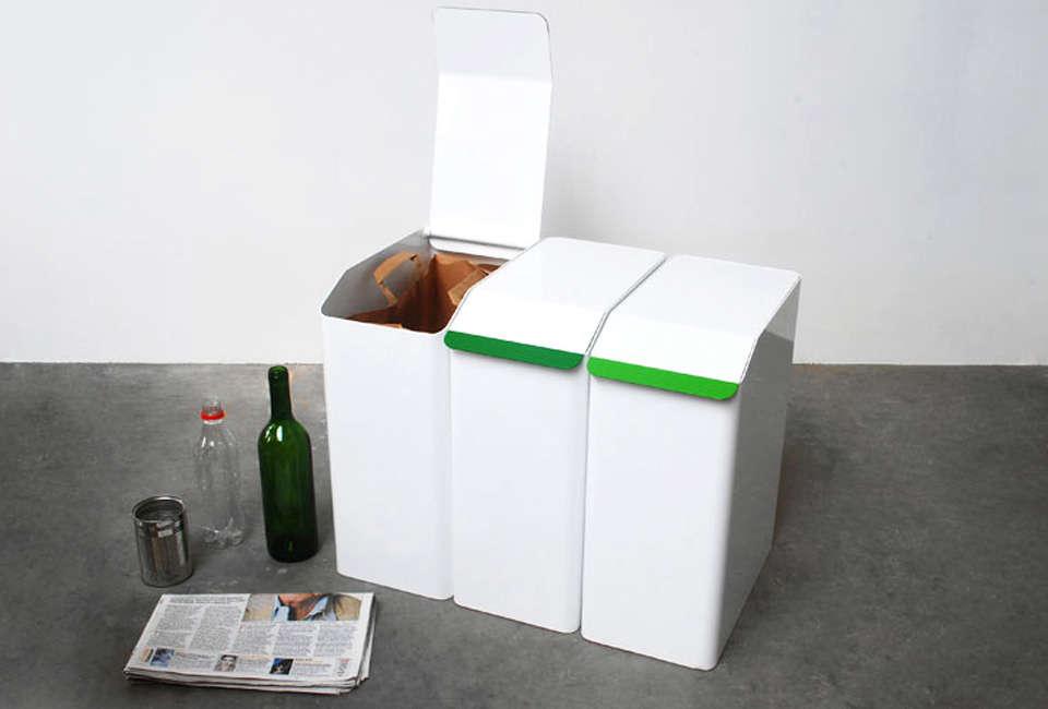 Samuel Wilkinson Recycling Bins