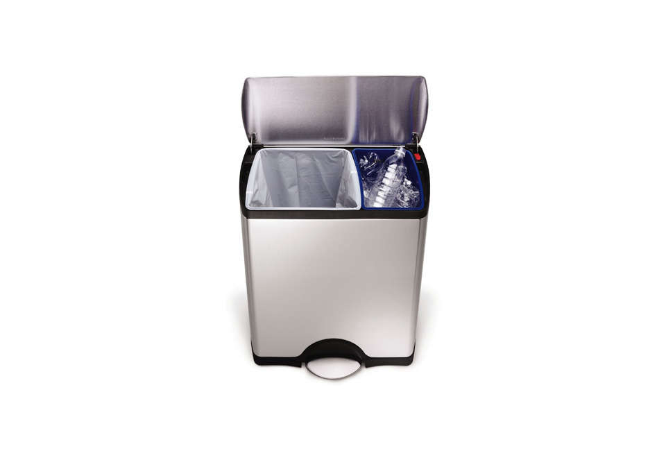 Simplehuman 46-Litre Recycling Bin