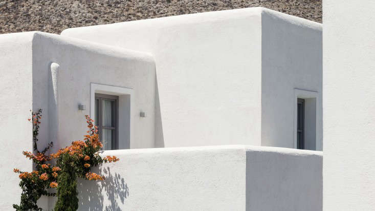 Diy Whitewashed Greek Walls Gardenista