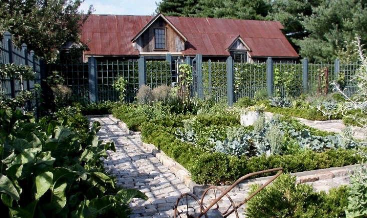 The Garden Designer Is In A Deer Proof Edible Garden