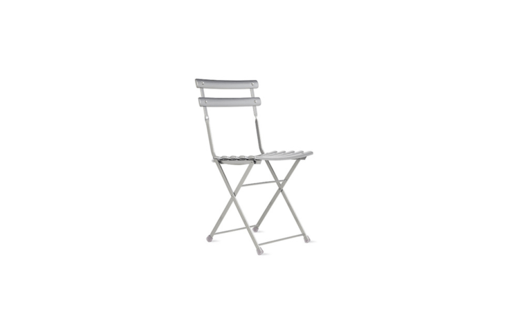 Pull Up a Seat: Our Favorite Folding Metal Bistro Chairs (Starting from $25)