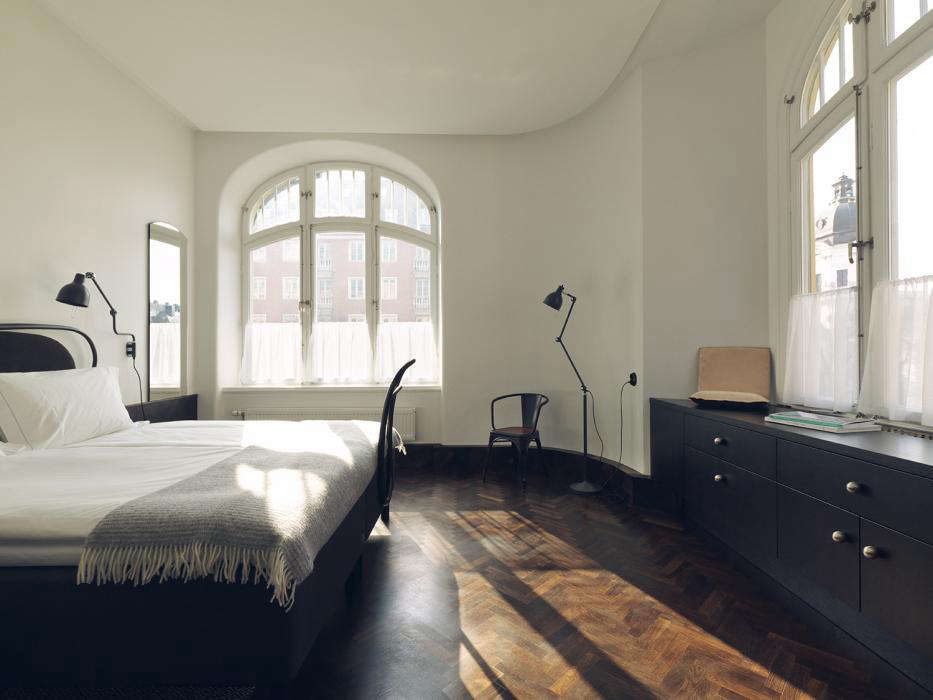 miss clara hotel deluxe corner room stockholm