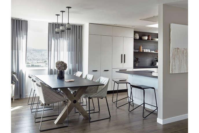 dining kitchen counter seat gamble plus design