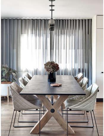 dining room sf modern gamble plus design