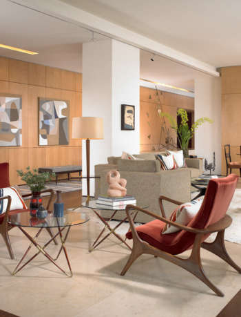 living room chicago residence amy lau design 2