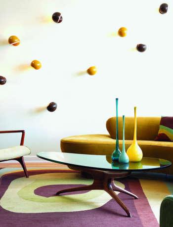 living room downtown apartment amy lau design 1