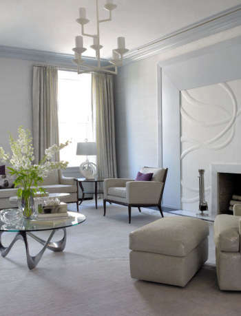 living room fifth avenue family residence amy lau design 1