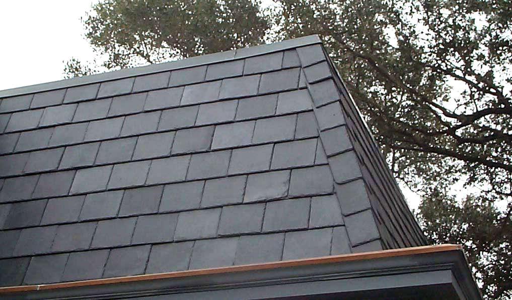 slate-roof-tiles-truslate & Hardscaping 101: Slate Roofing Tiles - Gardenista memphite.com