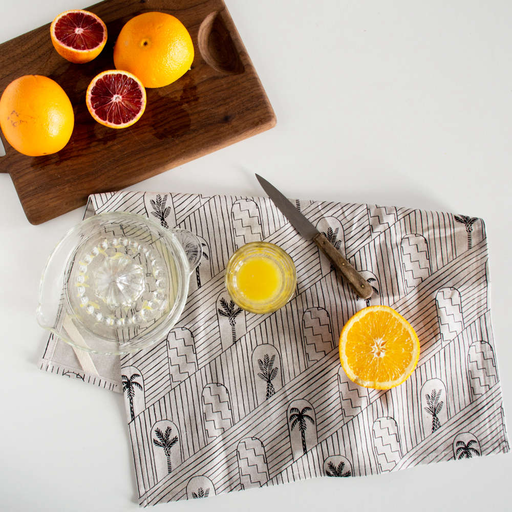 amelie-mancini-miami-tea-towel-remodelista