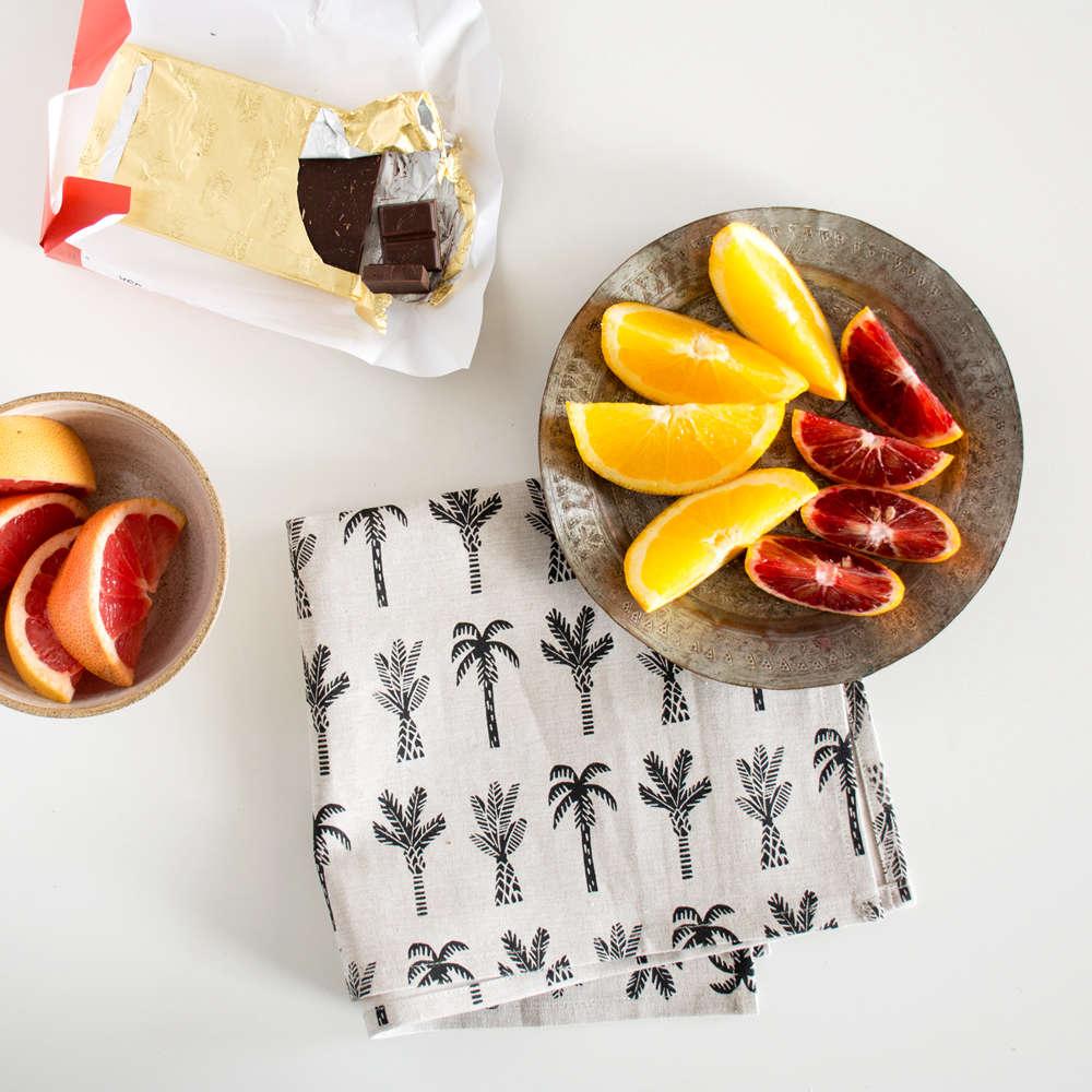 amelie-mancini-set-of-2-palm-tree-napkins-remodelista