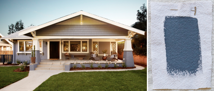 Exterior House Colors Blue shades of gray: architects pick the 10 best exterior gray paints