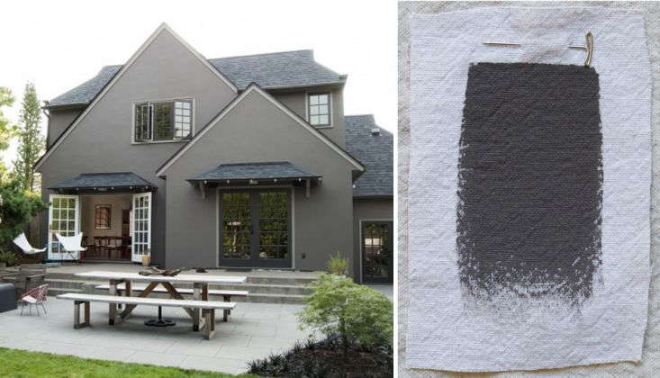 Exterior House Colors Grey Shades Of Gray: Architects Pick The 10 Best Exterior  Gray Paints
