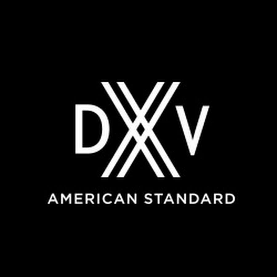 American Standard Goes Luxe The DXV Collection dxv logo