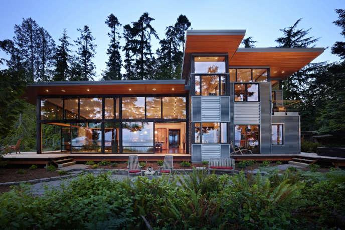 port ludlow exteriori view finne architects