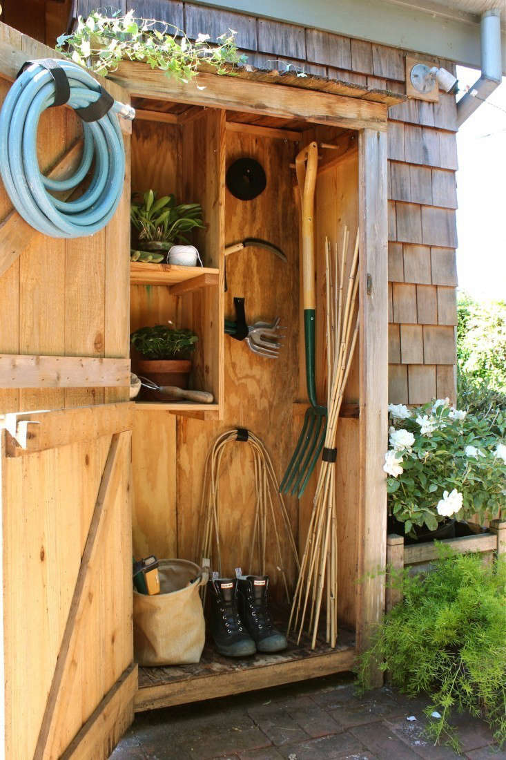 Delightful Here Are Five Of Our Favorite Small Wooden Sheds To Tuck Into A Corner Of A  Garden: