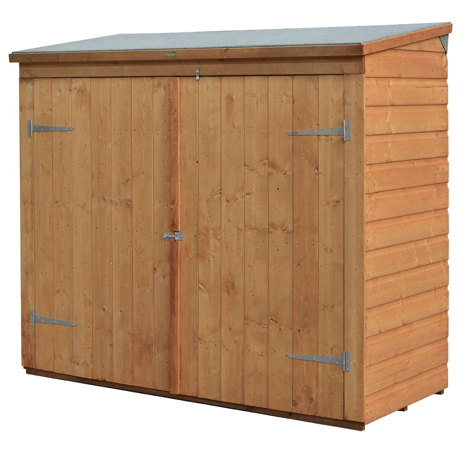 5 favorites wooden garden sheds gardenista for Wooden garden storage shed